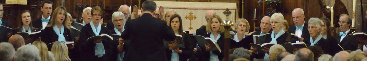 check out the music events calendar and choir news page for the Rivendell Singers